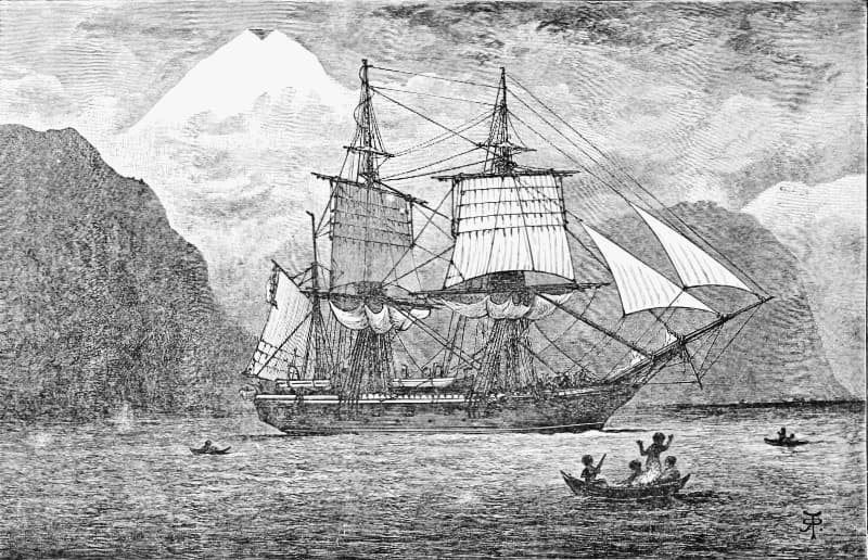 History Trivia Question: Charles Darwin's five-year circumnavigation of the world as a ship's naturalist took place on board the…