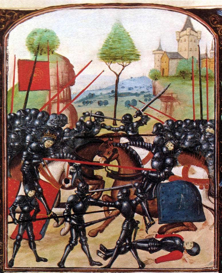 History Trivia Question: Who was the last English King to die in battle?