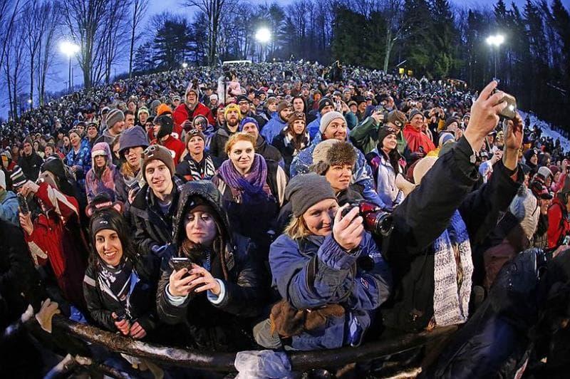 Общество Вопрос: Какой праздник отмечают в США 2 февраля?