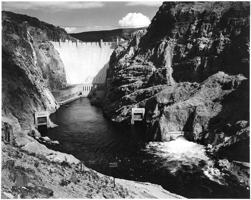 History Trivia Question: When was the Hoover dam completed and handed over to the government?