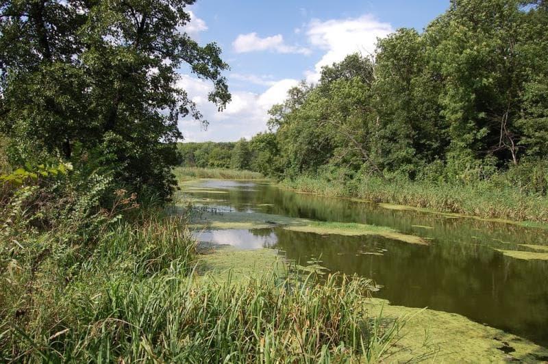 География Вопрос: Как называется левый приток реки Северский Донец?