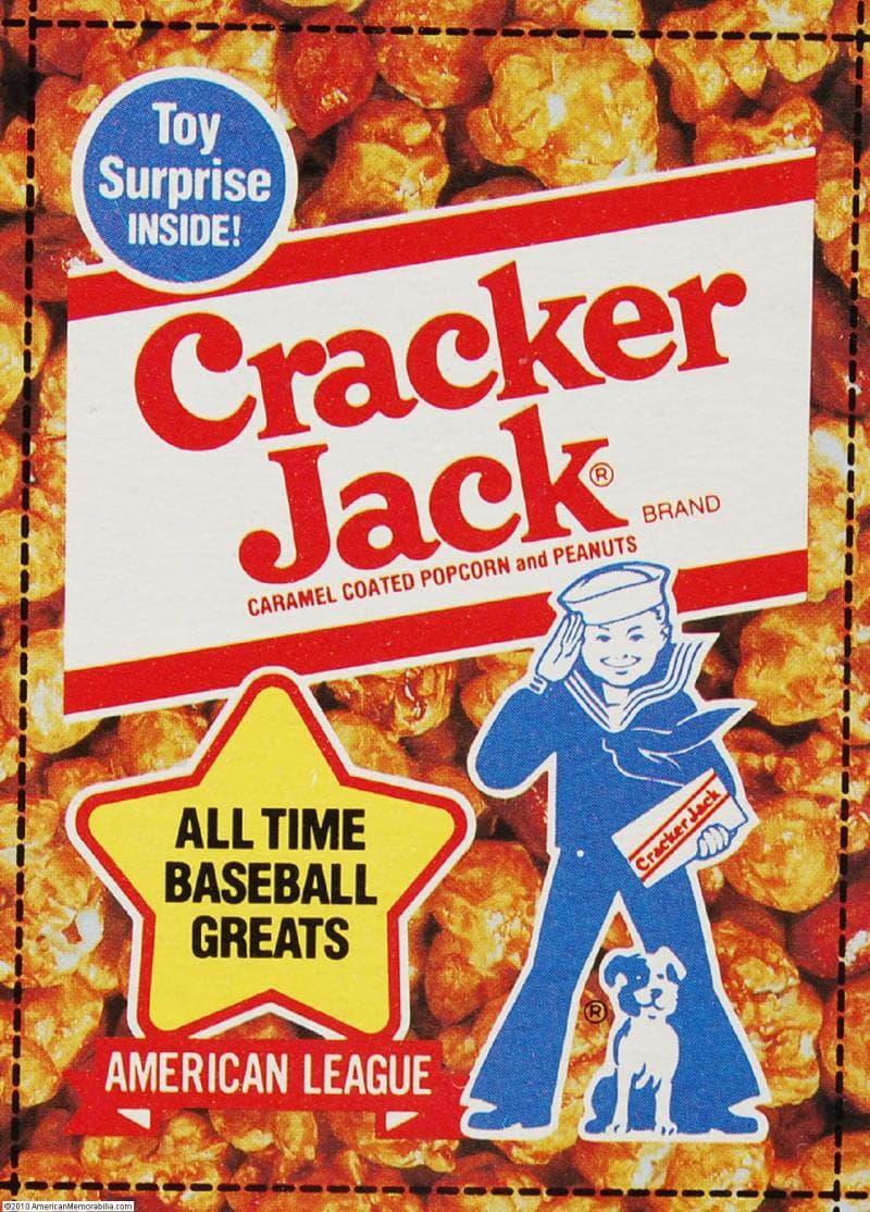 Kultur Wissensfrage: Wie heißen die Figuren auf den Cracker Jacks Packungen?
