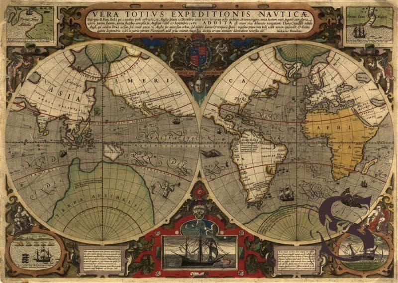 География Вопрос: В каком океане расположен остров Петра Первого?
