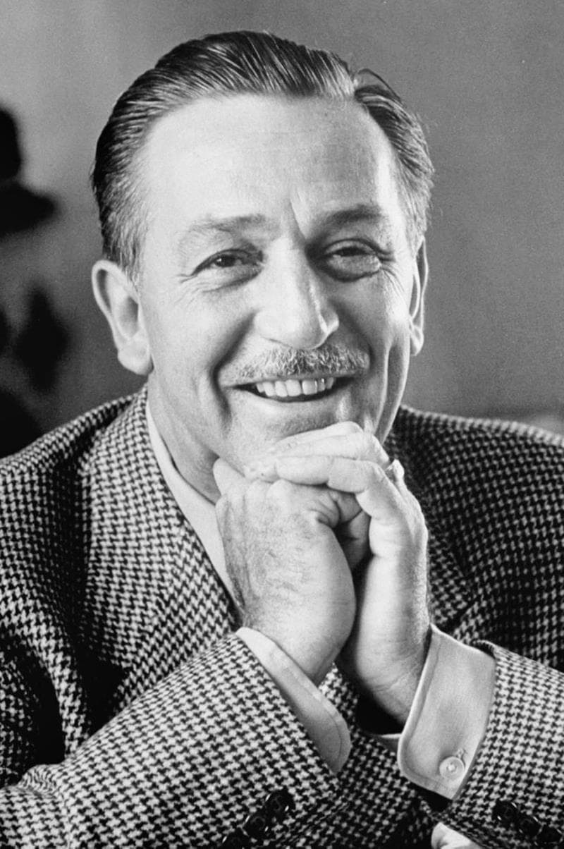 History Trivia Question: What did Walt Disney invent?