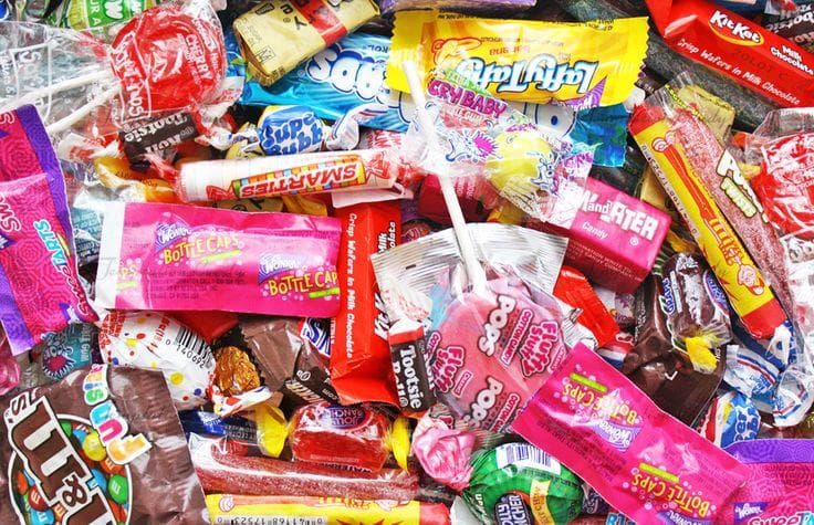 Society Trivia Question: What is the oldest candy company in the United States?