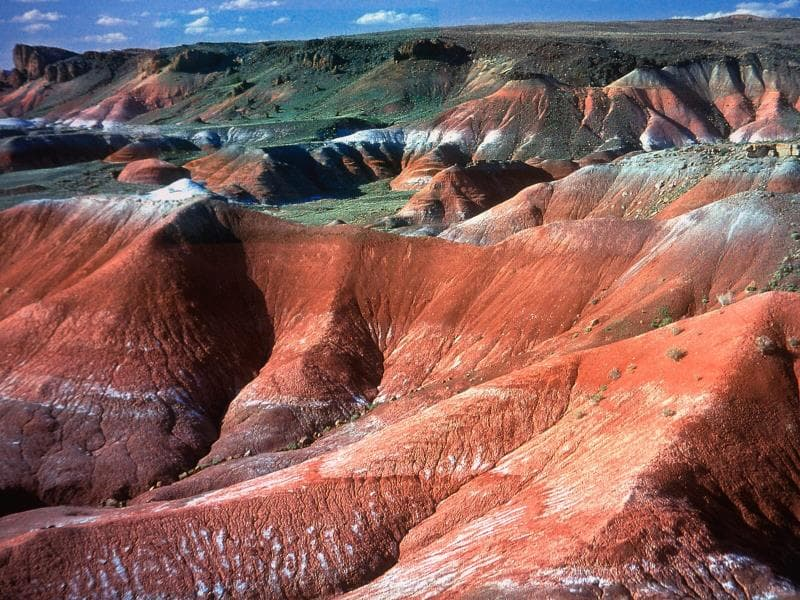 Geography Trivia Question: Where in the US is the Painted Desert?