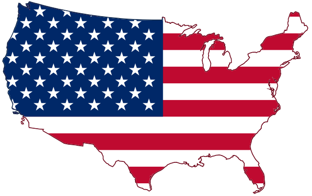 Which state of the 48 contiguous states of the USA is farthest north?