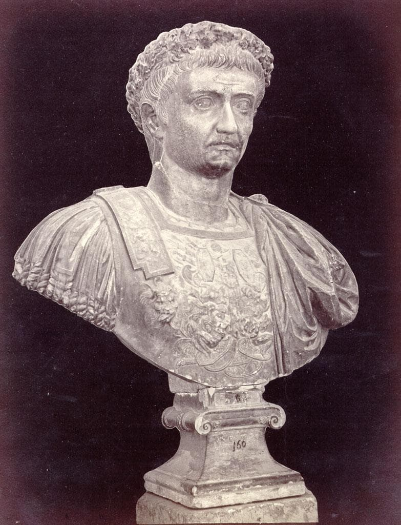 History Trivia Question: Who was the Roman Emperor during 41-54 AD?