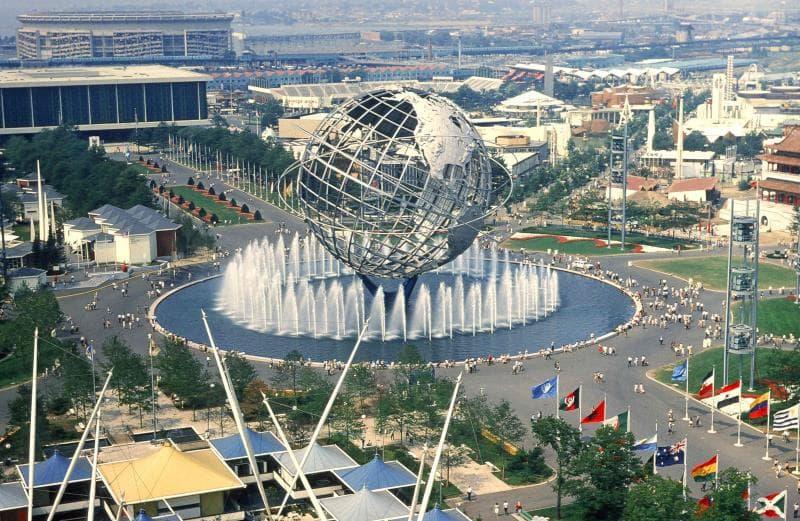 Культура Вопрос: Этот фонтан является символом одной из Всемирных выставок. В каком городе проходила эта Всемирная выставка?