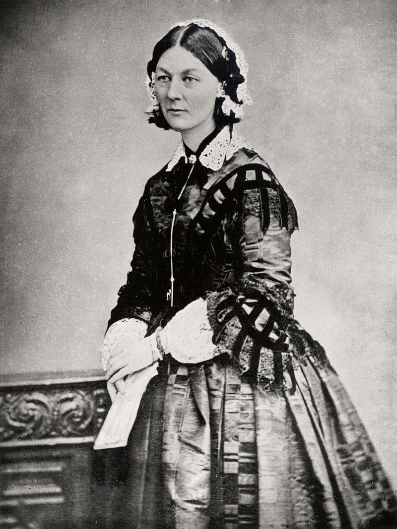 History Trivia Question: Florence Nightingale is associated with which war?
