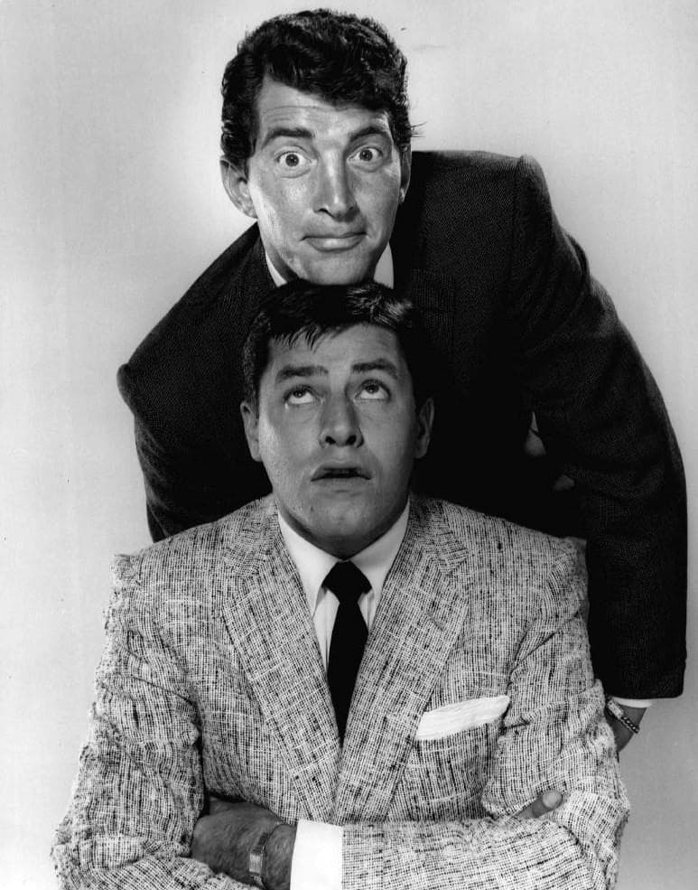 Movies & TV Trivia Question: How many films did Jerry Lewis and Dean Martin make together?