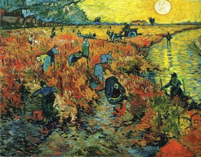 Culture Trivia Question: How many paintings did Vincent Van Gogh sell during his lifetime?