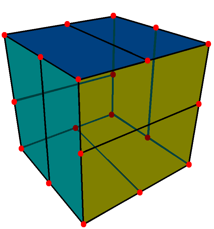 How many sides does a dodecahedron have?