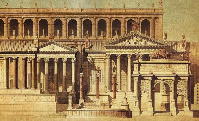 История Вопрос: На каком количестве холмов, согласно преданию, был построен город Рим?