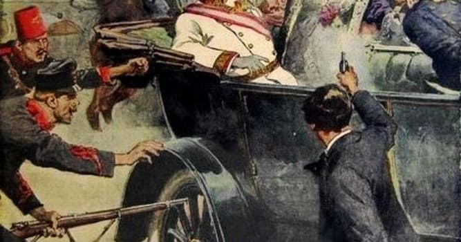 a report on the murder of franz ferdinand and the european war On june 28, 1914, franz ferdinand, archduke of the austro-hungarian empire, and his wife were were assassinated by a serbian nationalist in sarajevo the event triggered the start of world war i and ushered in decades of war and political upheaval throughout europe and across the globe.