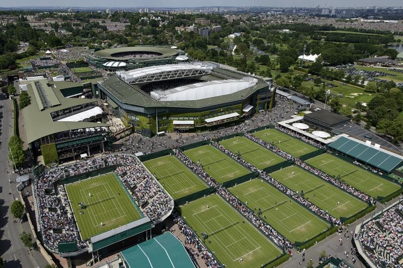 Sport Trivia Question: AELTC stands for?