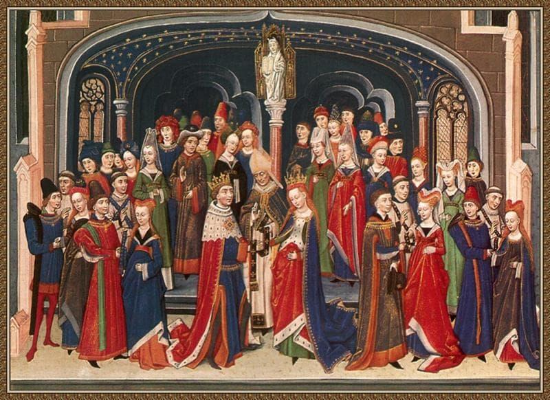 История Вопрос: Какой английский монарх женился на жене своего брата после его смерти?
