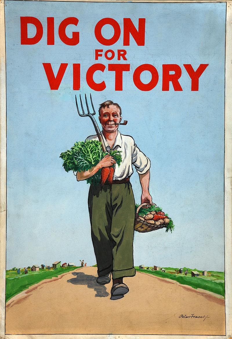 History Trivia Question: On the 8th of January, 1940 what were the first 3 food items to be rationed in the UK due to WWII?