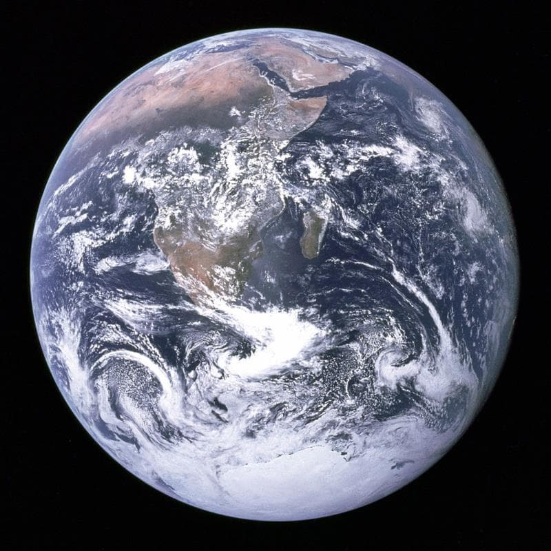 Geography Trivia Question: What percent of the land mass of the earth is in the northern hemisphere?