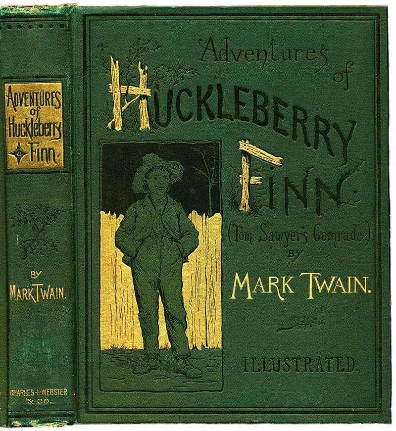 Culture Trivia Question: On which river does The Adventures of Huckleberry Finn take place?
