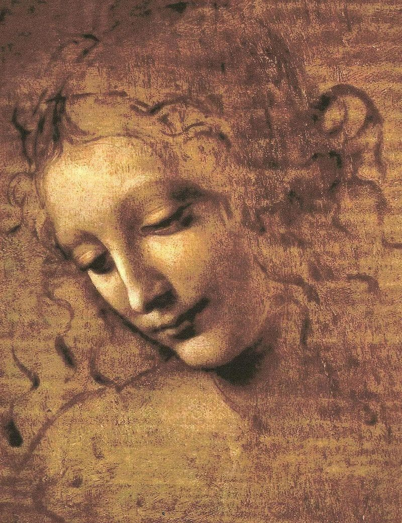 Culture Trivia Question: What is the name of this Leonardo da Vinci painting?