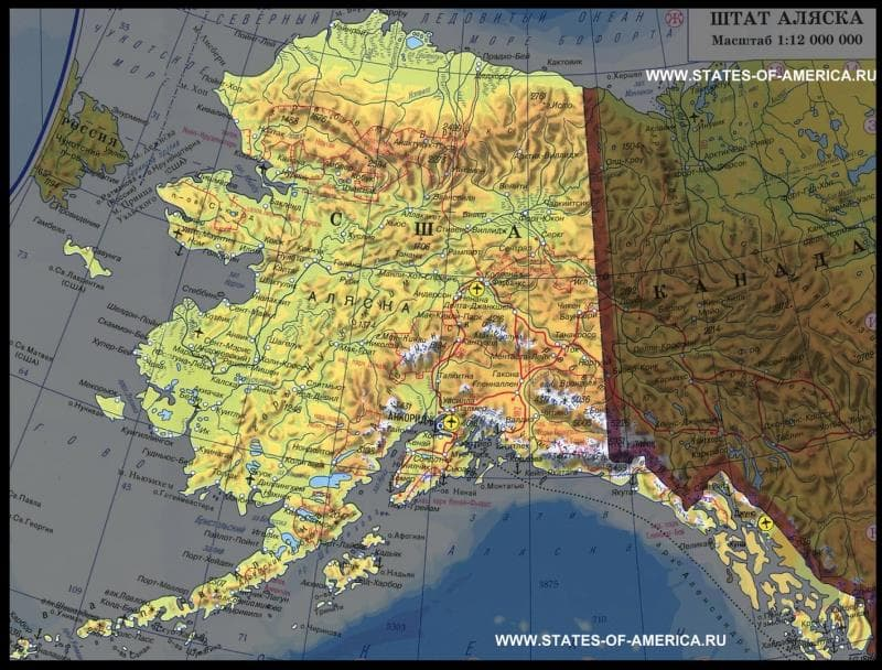 География Вопрос: Как известно, Россия продала Аляску Соединенным Штатам в 1867 году. А в каком году Аляска стала штатом США?