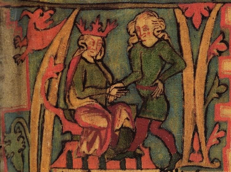 История Вопрос: Кто был первым королём Норвегии?