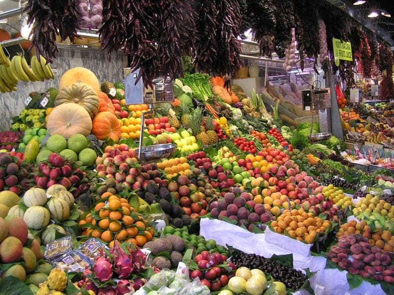 History Trivia Question: La Boqueria Market in Barcelona, Spain dates back to what year?