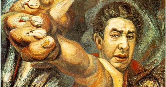 Культура Вопрос: Росписи и мозаика этого художника есть на нескольких зданиях в Мехико - как в интерьерах, так и на фасадах. Каково имя этого художника?