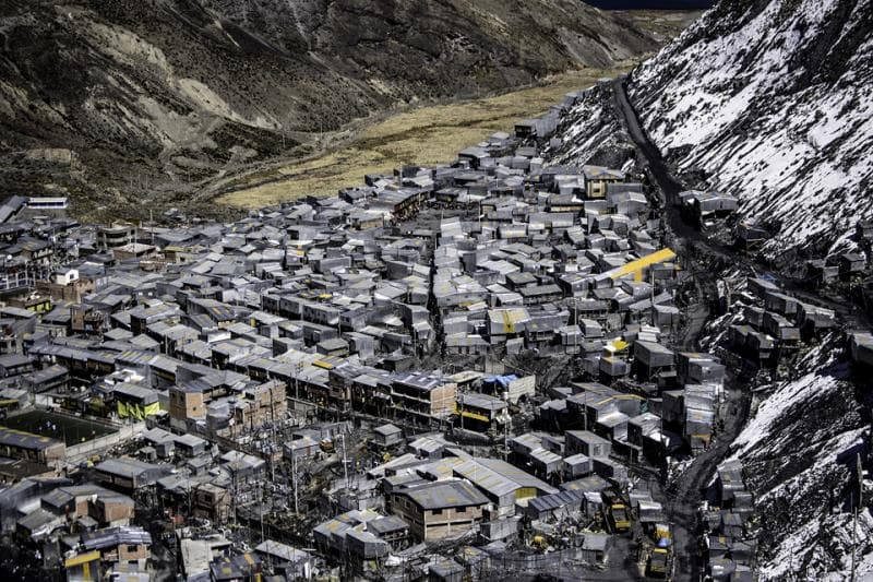Geography Trivia Question: What is the highest elevation human habitation in the world?