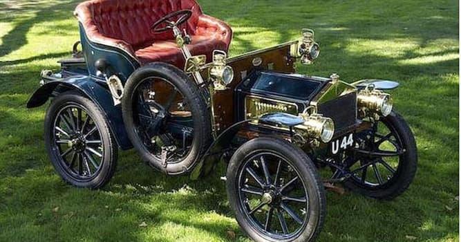 Общество Вопрос: Автомобиль какой всемирной известной марки изображен на фотографии?
