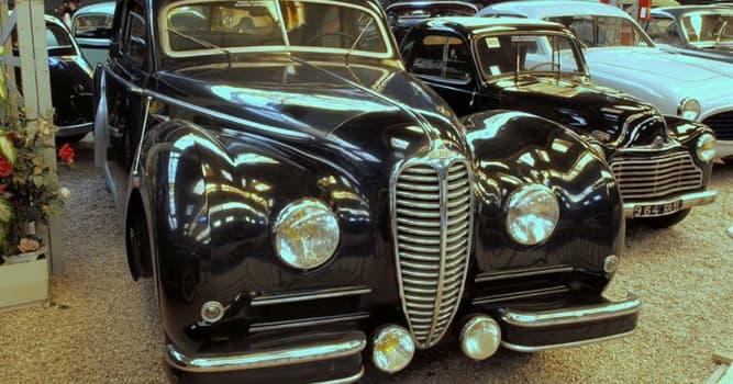 Общество Вопрос: Когда прошла первая в мире автомобильная выставка?
