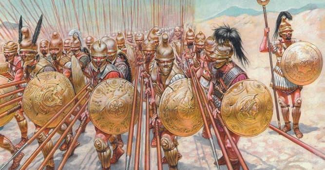 """История Вопрос: Про """"битву 300 спартанцев"""" слышали наверное все, но в истории Древней Греции была также """"битва 300 чемпионов"""". Между кем состоялась эта битва?"""