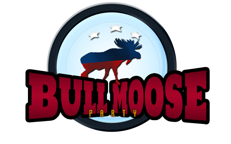 Who formed the Bull Moose Party?