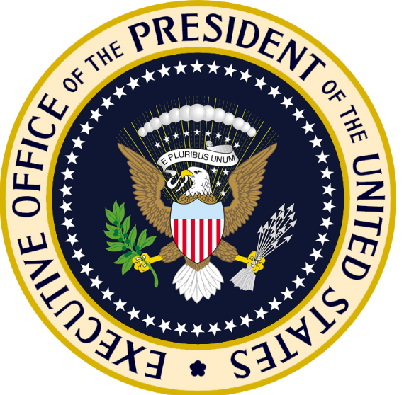 Who was the eighth President and the eighth Vice-President and tenth Secretary of State?