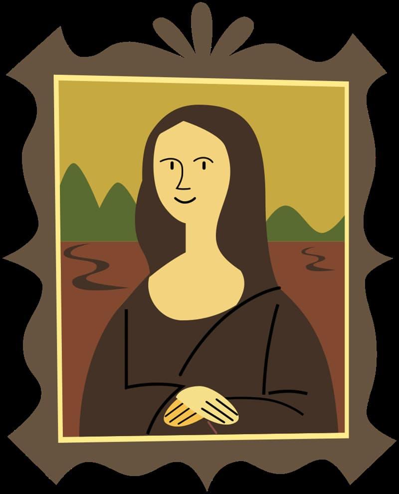 The Mona Lisa Has No Eyebrows Trivia Questions Quiz Club