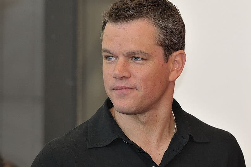 Society Trivia Question: The movie actor, Matt Damon, dropped out of what ivy league school?