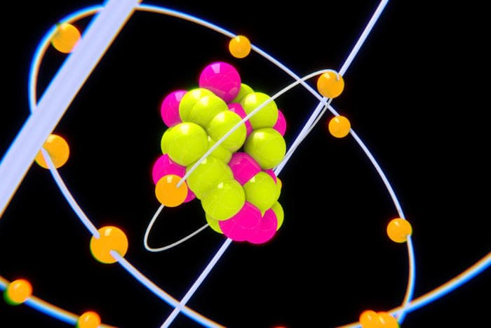 "Science Trivia Question: What is the name for the ""center"" of an atom?"