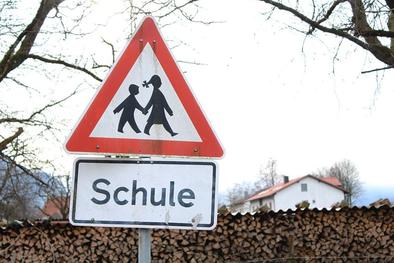 Society Trivia Question: What is the statutory minimum school leaving age in Germany?