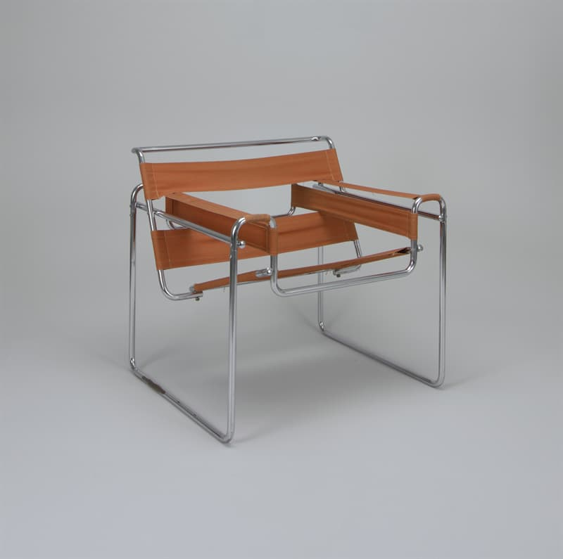 Science Trivia Question: What year was this bent tubular steel chair designed?
