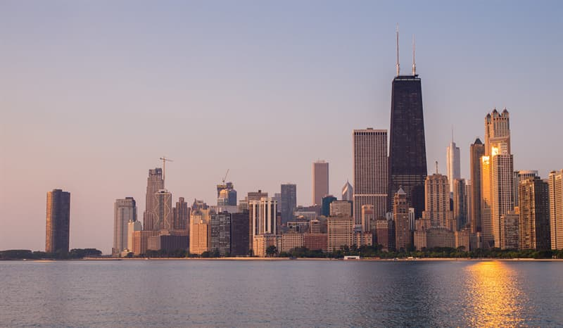 History Trivia Question: When was Chicago incorporated as a city?
