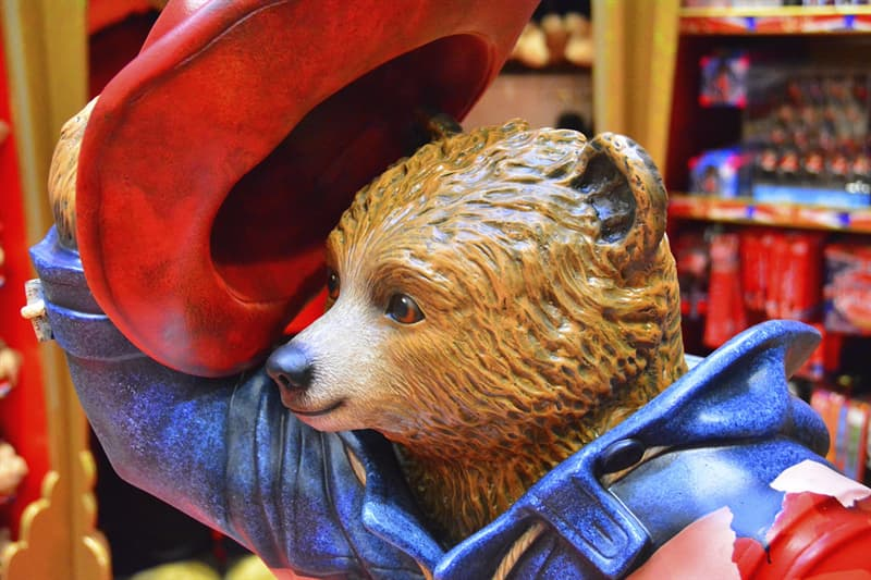 Culture Trivia Question: Where is Paddington Bear originally from?