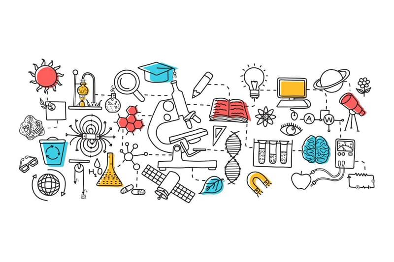 Wissenschaft Wissensfrage: Welche Wissenschaft befasst sich mit Materie und Energie?
