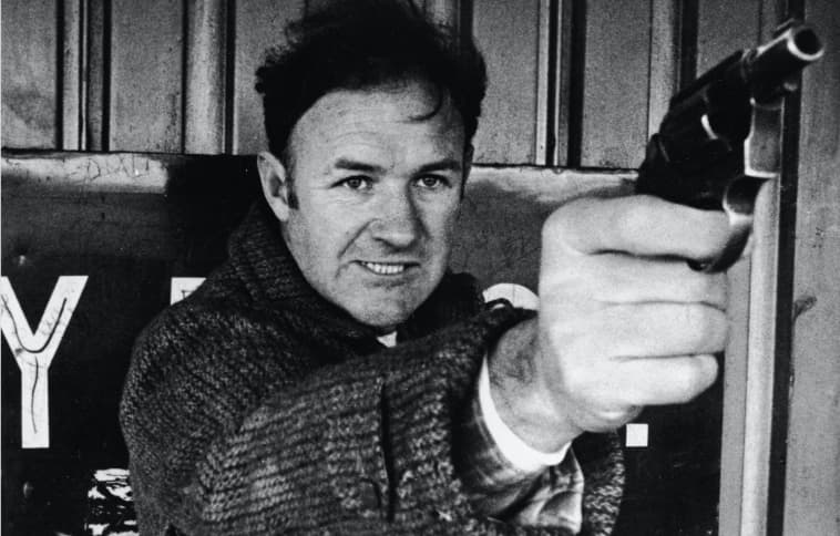 Movies & TV Trivia Question: Which military branch did Gene Hackman serve under?