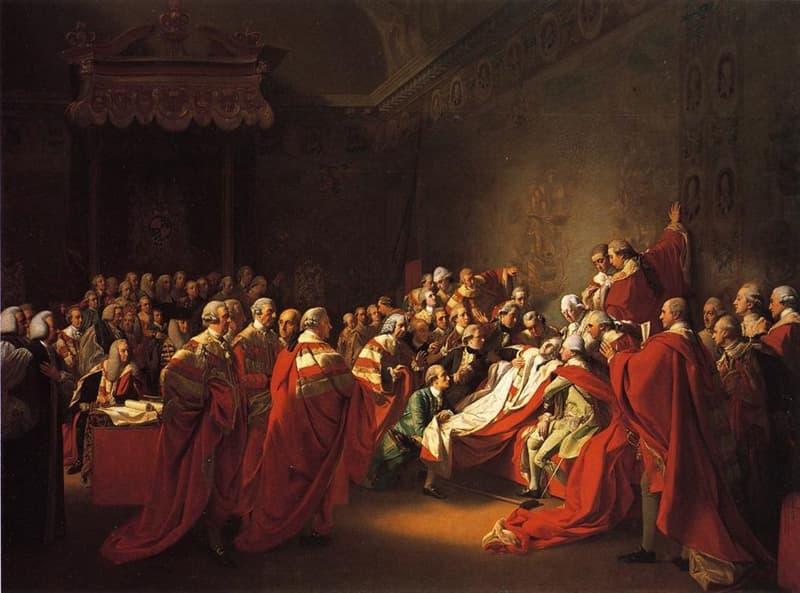 История Вопрос: А был ли случай, когда в палате лордов английского парламента заседал коммунист, член компартии Великобритании?