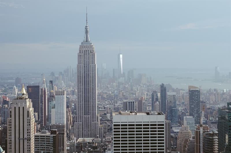 History Trivia Question: According to official records, how many people died while building the Empire State Building?