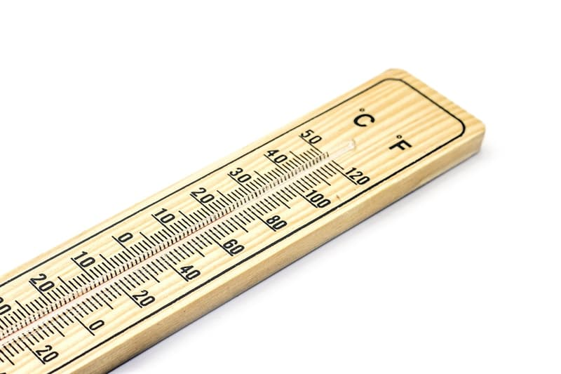 Science Trivia Question: At what temperature in degrees are Centigrade and Fahrenheit equal?