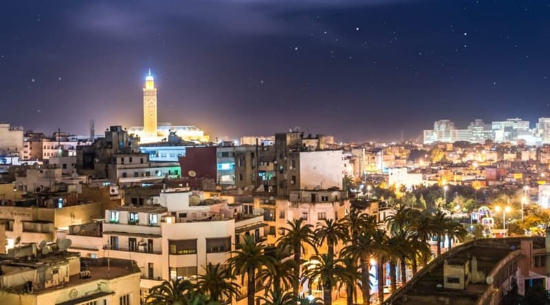 Geography Trivia Question: Casablanca is the largest city in which African country?
