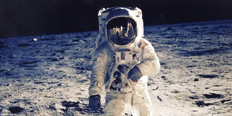 History Trivia Question: Did astronaut Neil Armstrong put his right foot or left foot first on the moon's surface?