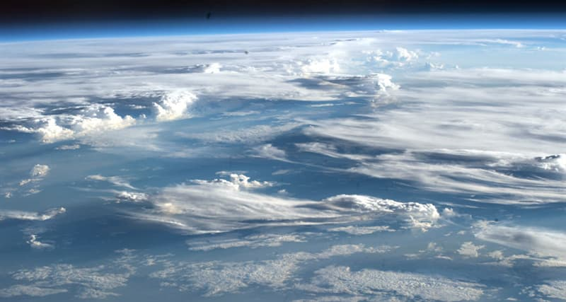 Science Trivia Question: Earth's atmosphere consists of how many main layers?